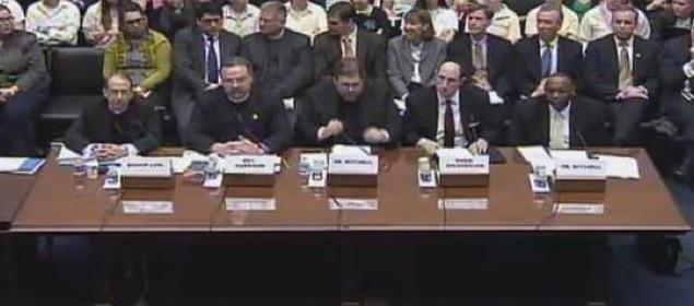 All male contraception panel