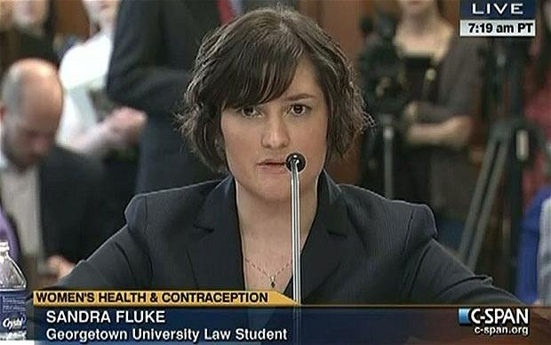"Sandra Fluke in CNN Op-Ed: Limbaugh, Critics ""Cannot Silence Us"""