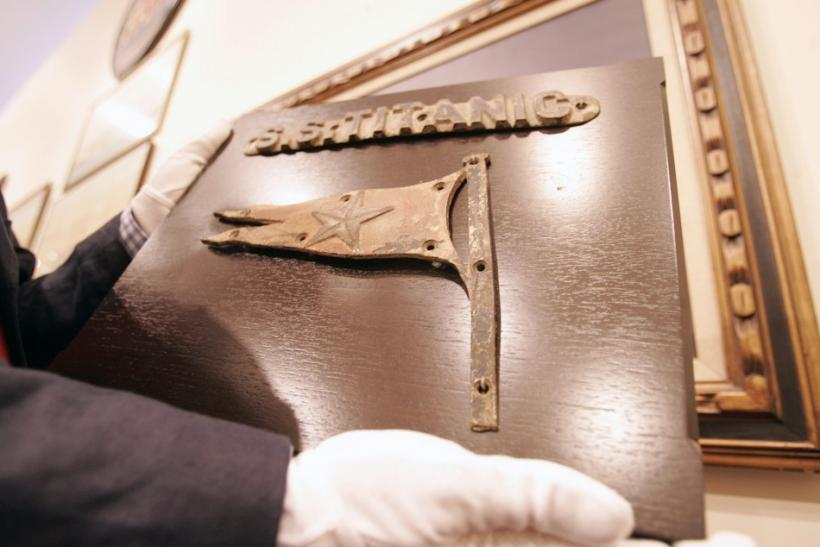 Artifacts Recovered From RMS Titanic that Sank in 1912