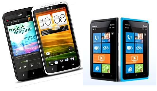 HTC One X vs Nokia Lumia 900: Would you Prefer An Android Candy Or A Windows Dessert?
