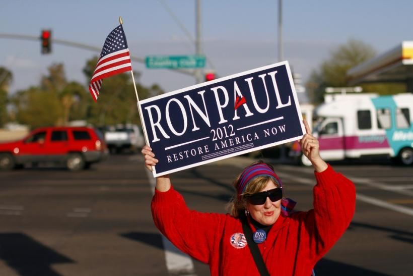 Missouri Caucus 2012 Mess: 2 Ron Paul Supporters Arrested