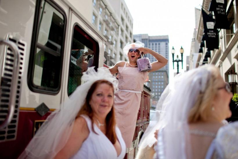 San Francisco Celebrates Brides of March Annual Parade