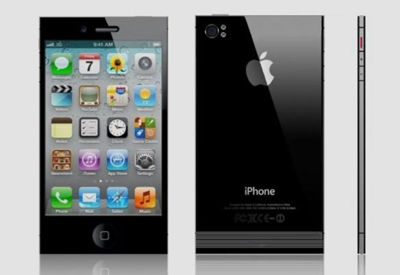 iPhone 5 Concept Desgn