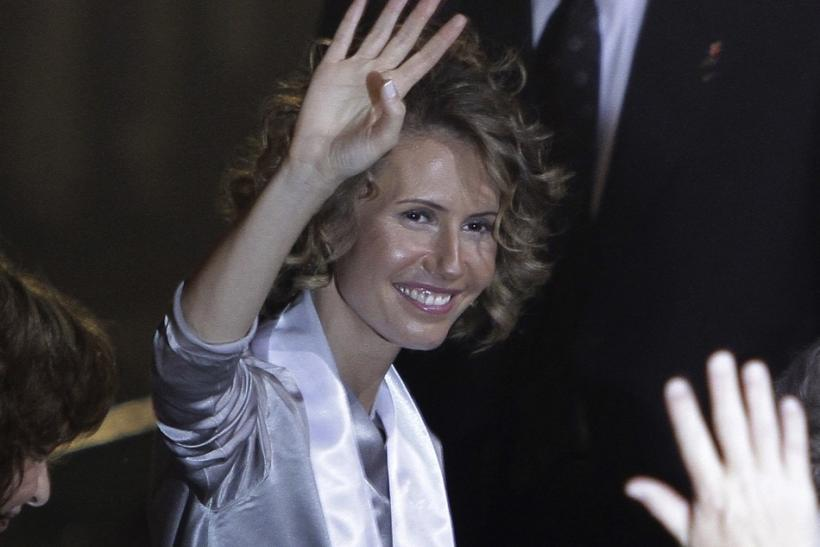 Asma al-Assad 'Rose in the Desert'