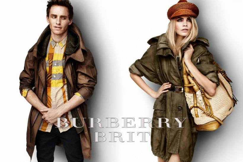 Burberry Beats Dior As Facebook's Top Fashion Brand (PHOTOS)