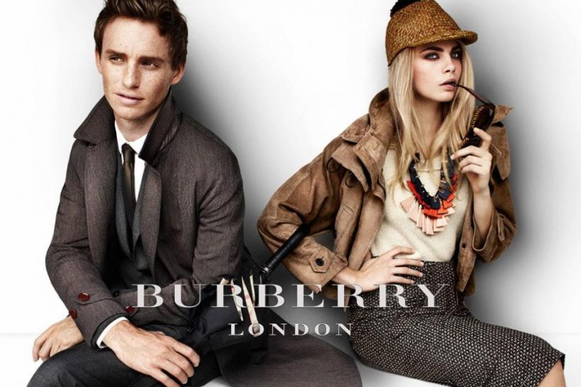 Burberry Beats Dior as Facebook's Top Fashion Brand