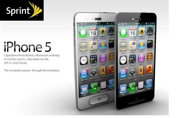 iPhone 5 4G LTE May Make Sprint Go Bankrupt