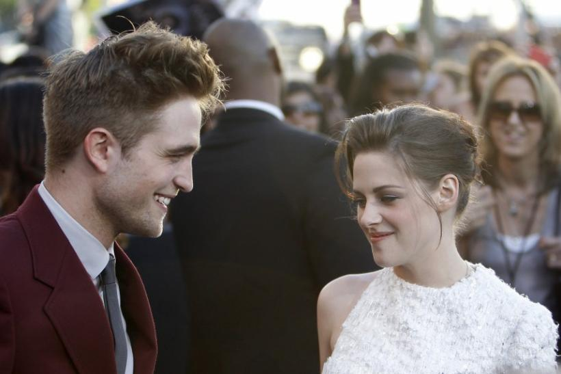 Pattinson And Stewart