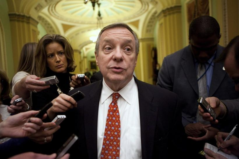 U.S. Senator Dick Durbin will convene a Judiciary Committee to investigate the bounty for injuries programs in the NFL.