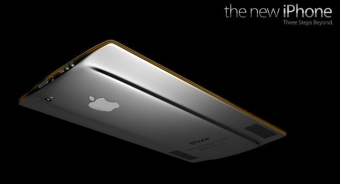 iPhone 5 Concept Design by Antonio De Rosa of ADR Studio