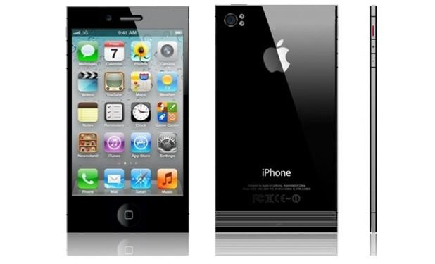 iPhone 5 Concept - Design by Shaik Imaduddin