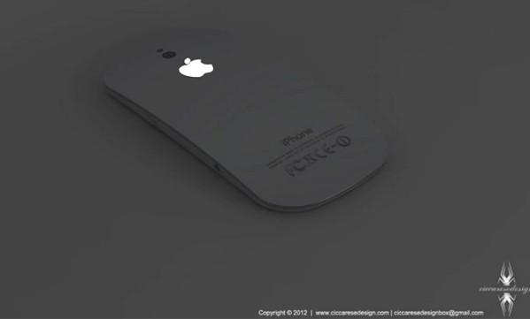 iPhone 5 Concept - Design by Federico Ciccarese