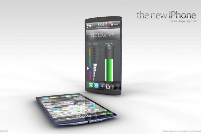 IPhone 5 Release Date: New Touch Screen Panels Create Sleeker Design, Apple Looks To Japan For Display Technology