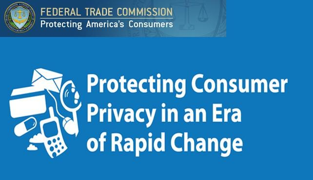 FTC Urges Lawmakers to Pass Consumer Privacy Laws