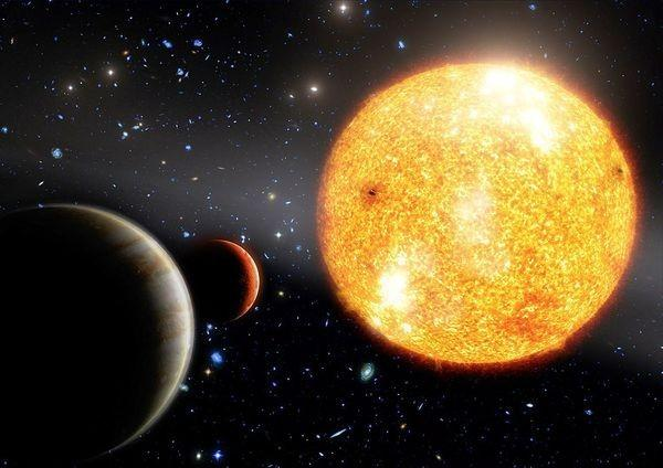 Astronomers Find Planets Formed At The Dawn Of The Universe