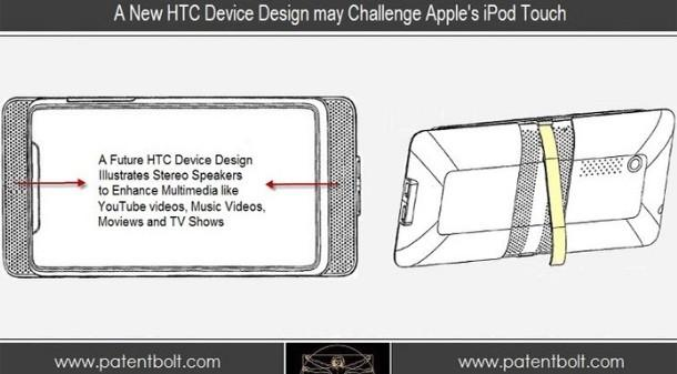 A New HTC Device Design