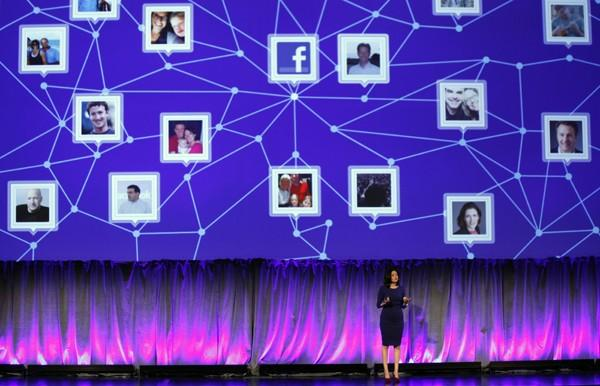Facebook Chief Operating Officer Sheryl Sa