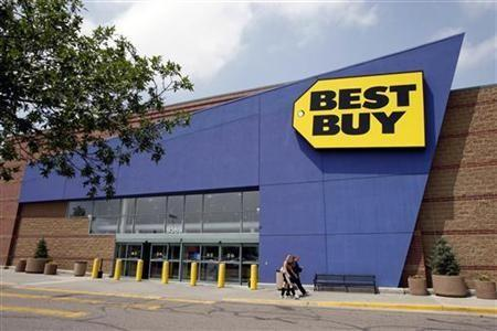 A Best Buy store in Westminster, Colo.