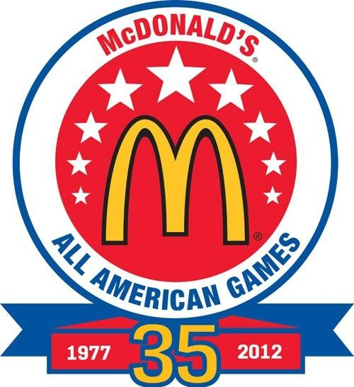 The 35th annual McDonald's High School All-American Gam