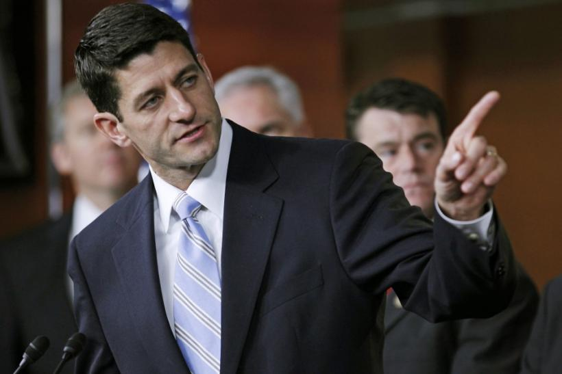 Mitt Romney Gets Another Big Endorsement: Paul Ryan