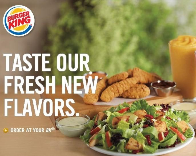 Burger King announced a new menu on Monday in an attempt to revive the brand and win over new customers with healthier and tastier meal options. The new menu features 14 brand-new items, but these five take the cake. Read about them, then go give them a t