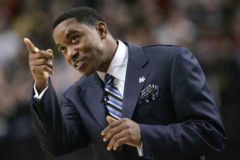 Isiah Thomas has been fired as head coach of FIU after three seasons coaching the Miami university's men's basketball team.
