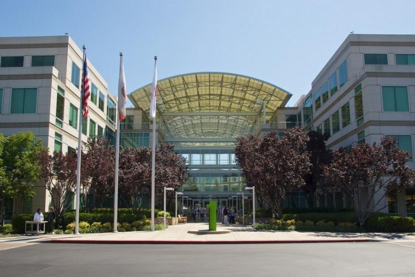 A Virtual Tour Of Apple Headquarters