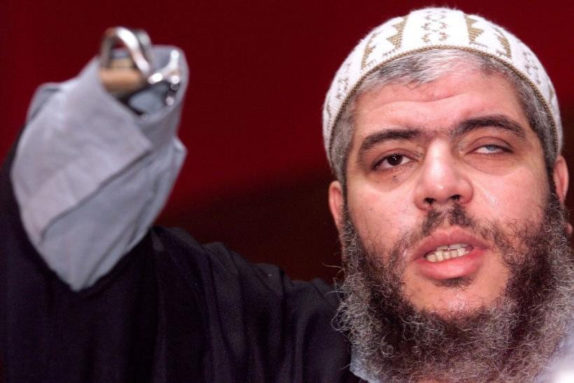 Abu Hamza is wanted in US