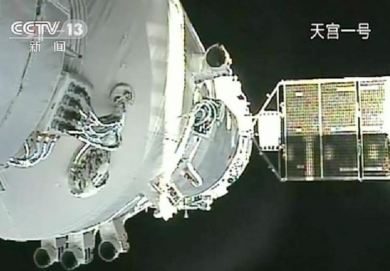 Tiangong Space Lab