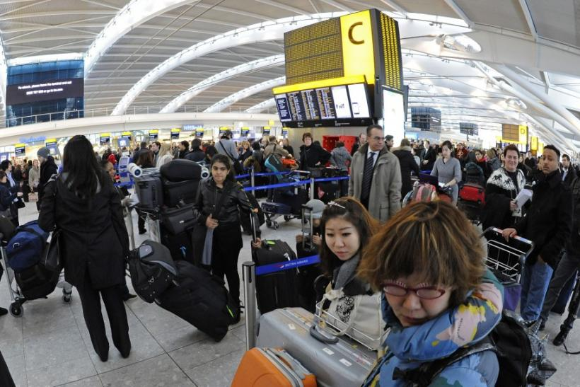 Seventy million passengers travelled through Heathrow Airport in the past year - an all-time high