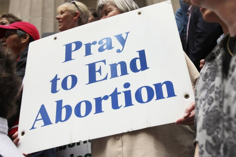 The measure, passed in the state House of Representatives by a 37-22 vote, would bar healthcare professionals from performing abortions after 20 weeks, except in the case of a medical emergency. The bill now goes to the state's Republican governor fo
