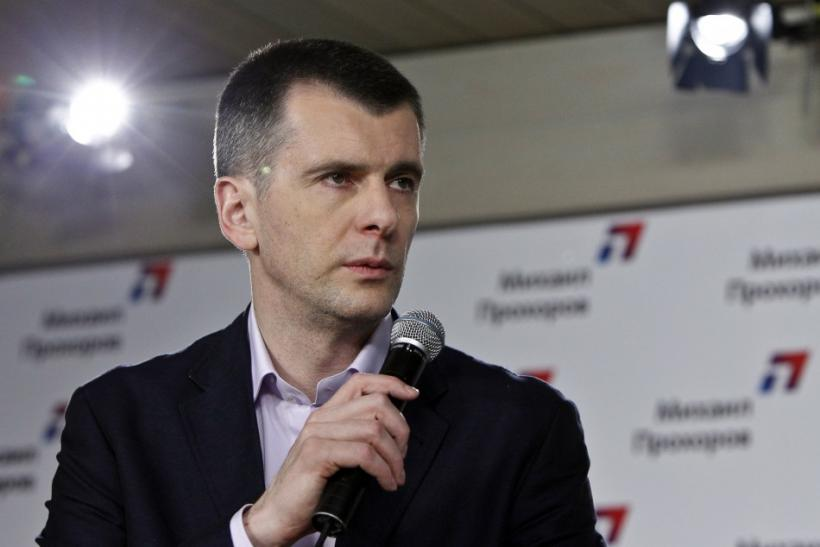 Mikhail Prokhorov became the Nets owner in 2010.