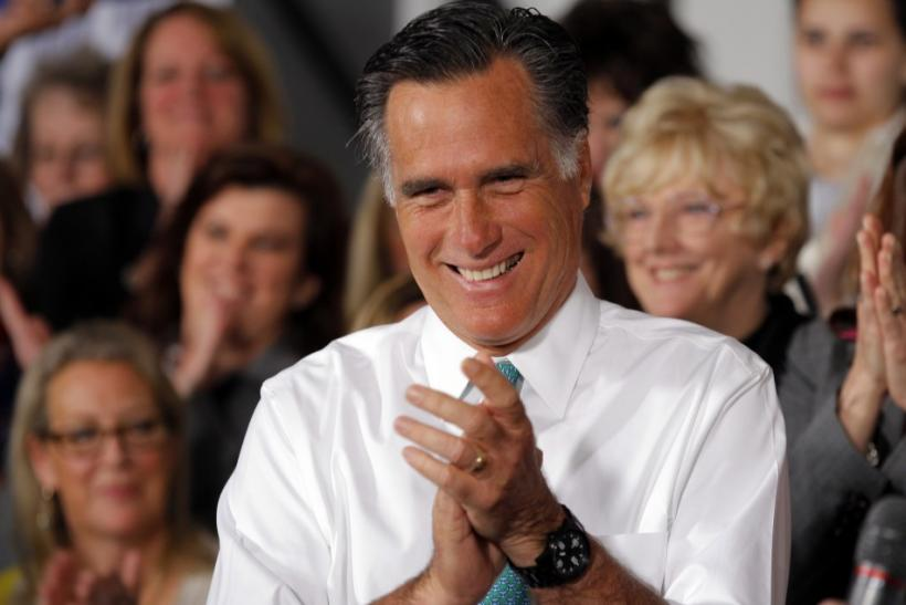 Bad Timing? Mitt Romney Files for Tax Extension Hours After White House Tax Return Stunt