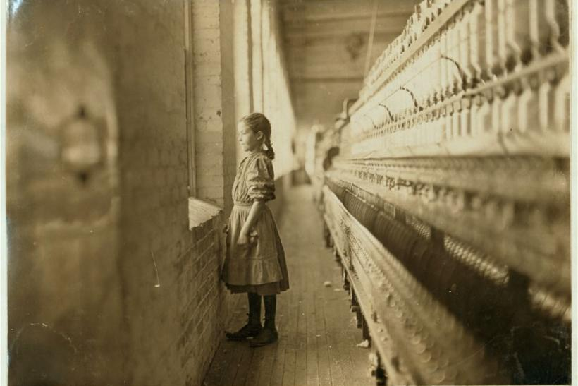 Child Labor during early decades of the 20 century