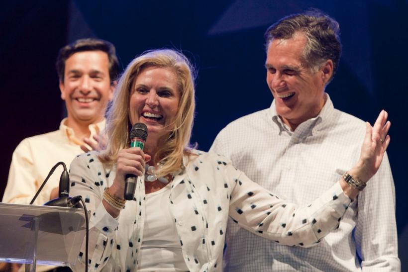 Ann Romney On Seamus Rooftop Trip: 'The Dog Loved It'