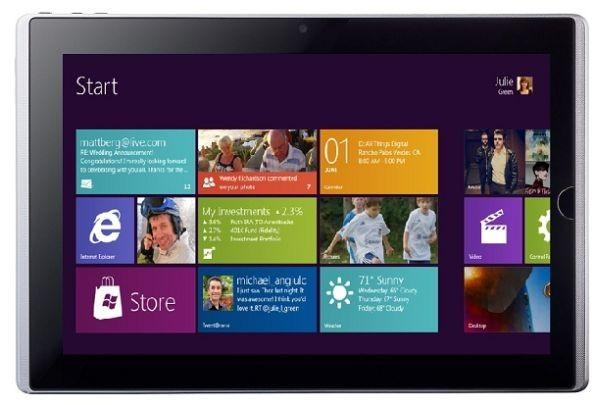 Tablet War 2012: 5 Upcoming ARM-based Windows R