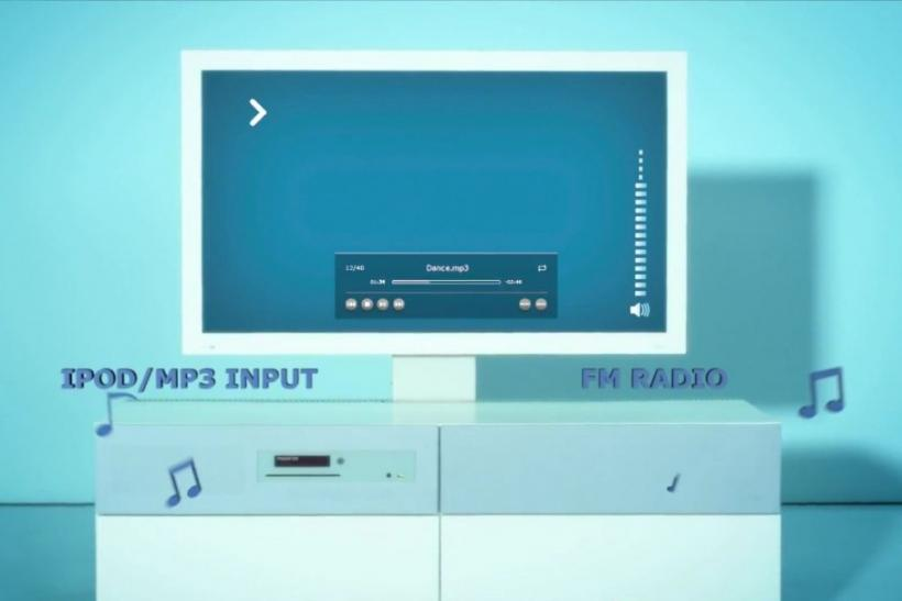 IKEA Introduces the UPPLEVA, Taking Steve Jobs' Vision of An Integrated Television (iTV) For Apple
