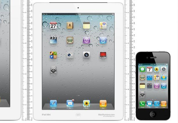 'iPad Mini' Release Date & Rumors 2012: New Concept Design From Federico Ciccarese