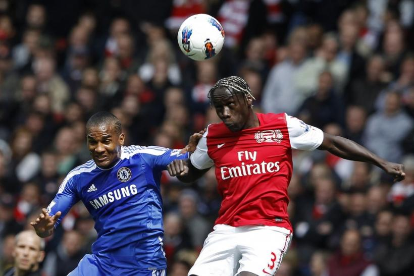 Watch highlights of Arsenal Vs. Chelsea in the Premier League.