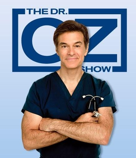 Dr. Oz Sued Over 'Knapsack Heated Rice Footsie'