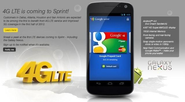 Sprint Galaxy Nexus vs iPhone 4s: Will The New Flagship Topple The iPhone 4S for Sprint customers?