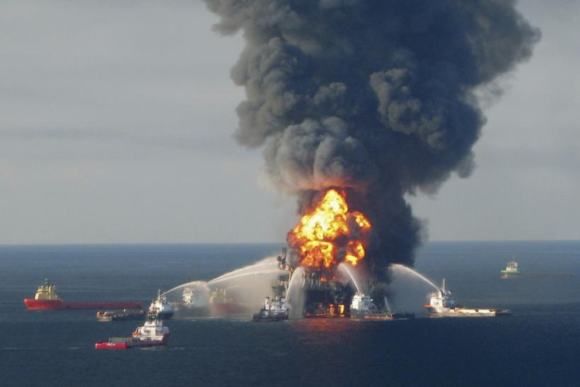 BP Deepwater Horizon Disaster