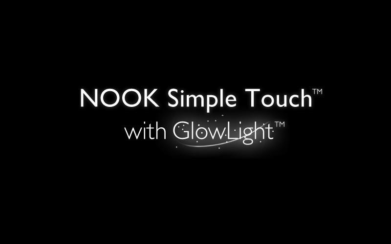 simple touch glowlight