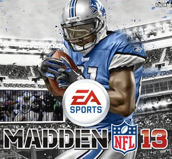 Madden NFL Cover Curse - Calvin Johnson (2013)