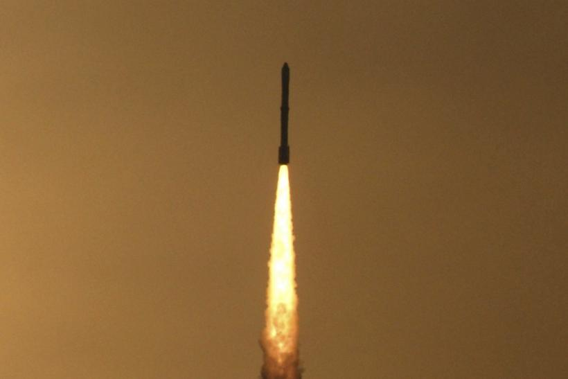 India's Polar Satellite Launch Vehicle (PSLV) C-12