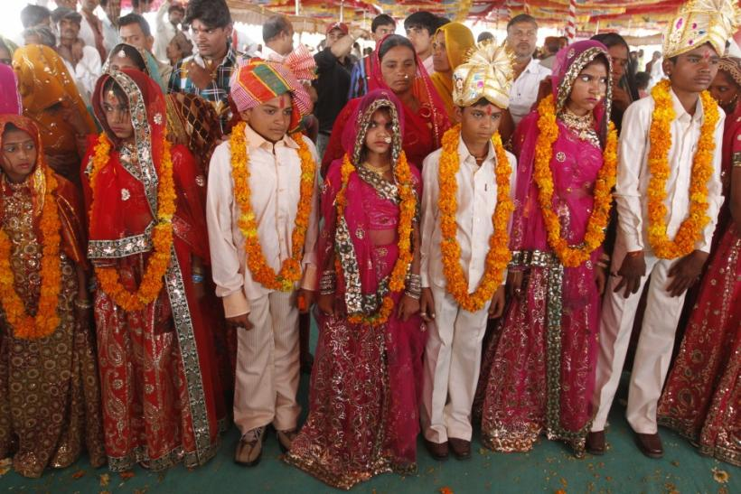 Child Bride Marriage Annulled