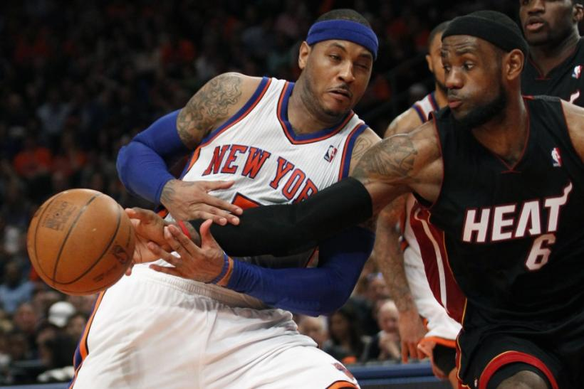 Knicks Lose To Heat In Game Two