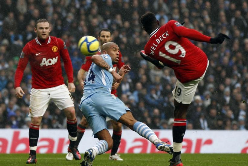 Watch live coverage of the crucial Manchester derby, City Vs. United, plus read a full preview, probable lineups and prediction.