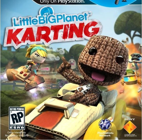 'LittleBigPlanet Karting' To Feature Drifting, Boosting, And New Level Editors, 'You Have To Make The Games For Someone You Love,' Design Director Says