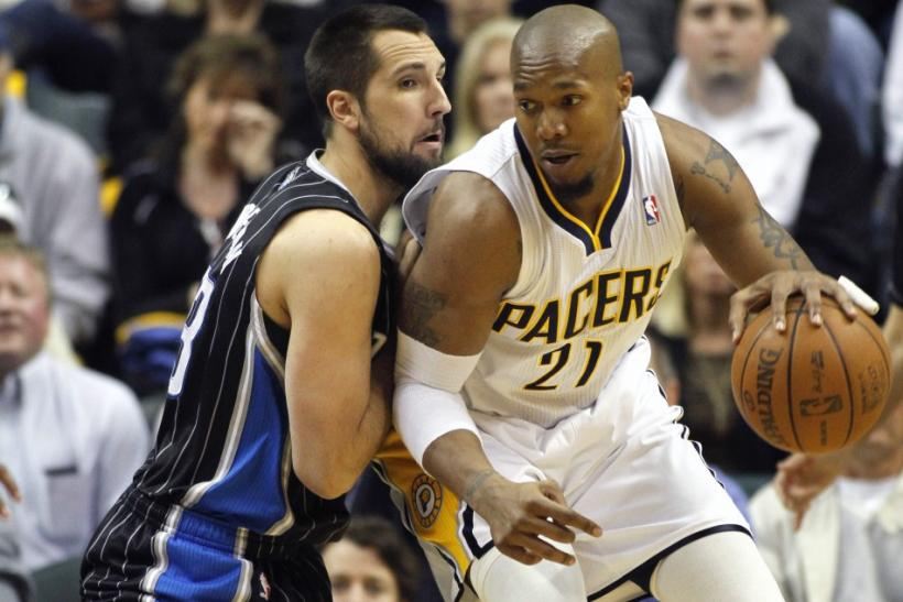 Orlando Magic vs. Indiana Pacers